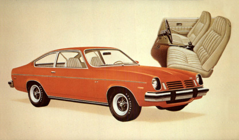1974 Chevrolet Vega GT Hatchback