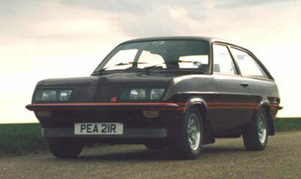 1976 Vauxhall Magnum Sporthatch
