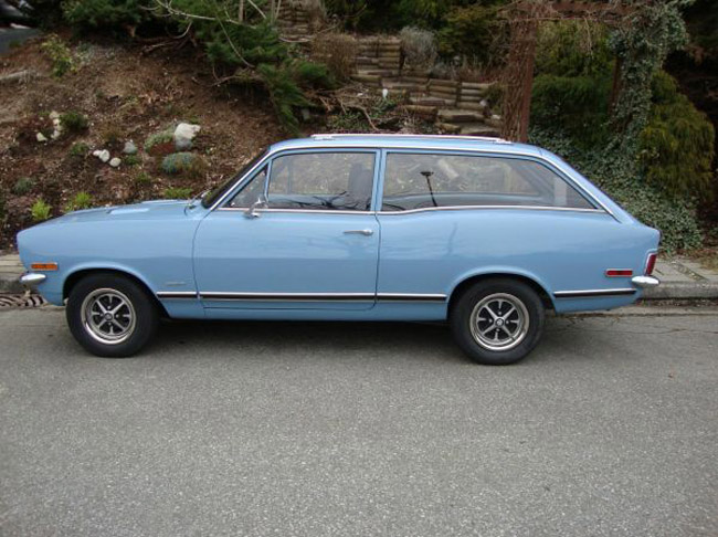 1970 Vauxhall Wagon