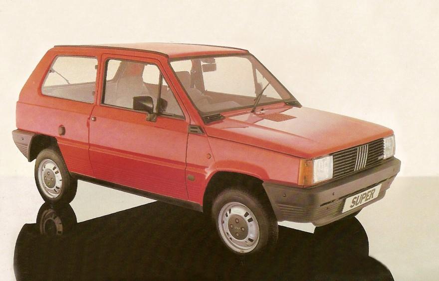 1983 Fiat Panda Super