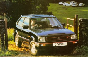 1983 Honda Civic S 1.3