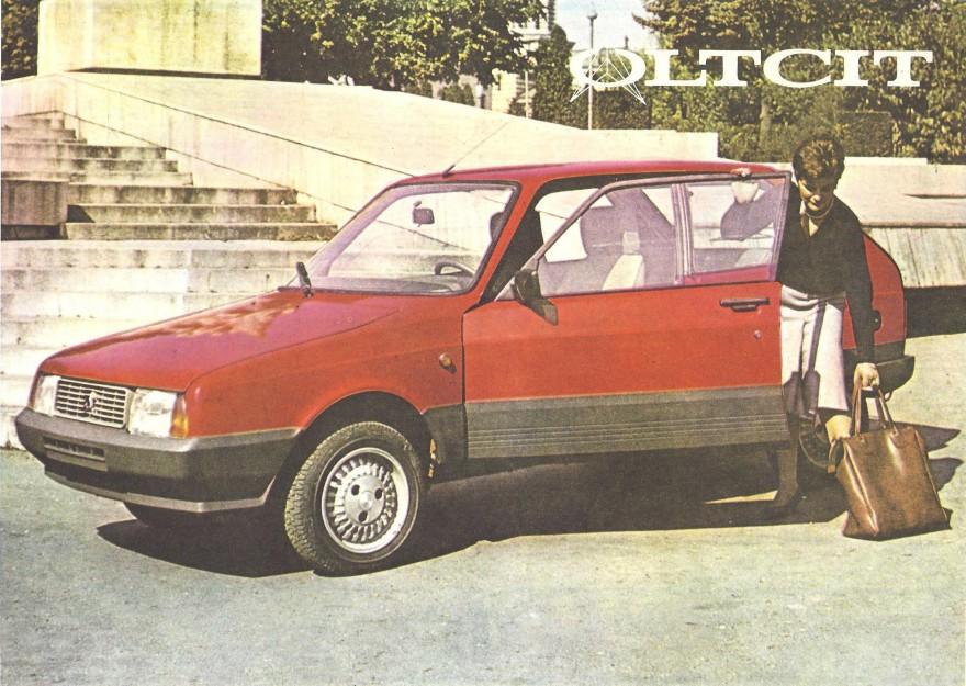 1981 Oltcit Club