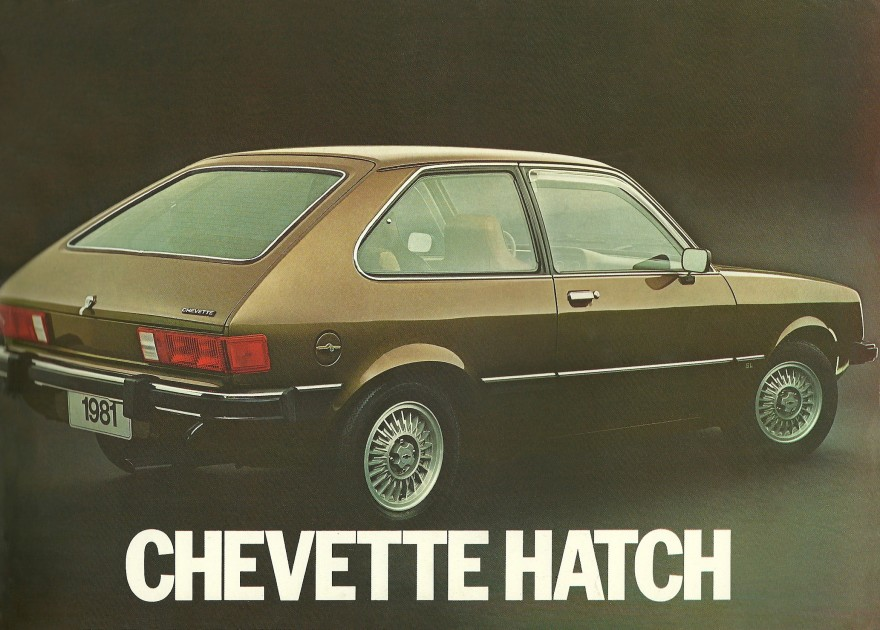 1981 Chevrolet Chevette