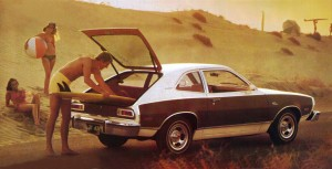1976 Ford Pinto Runabout Squire