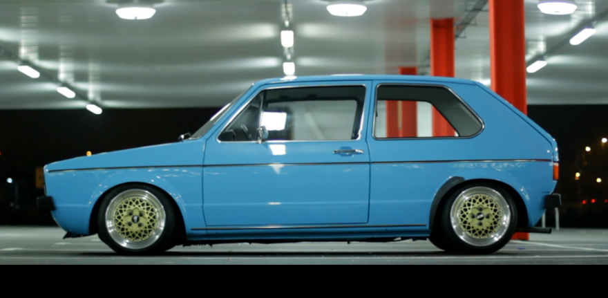 Volkswagen MK-1 Golf