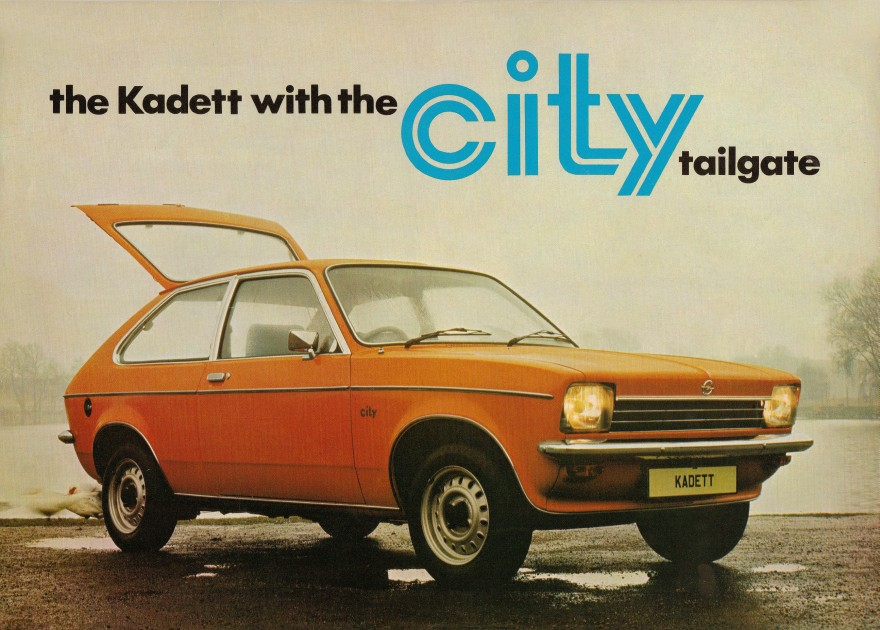 1975 Opel Kadett City