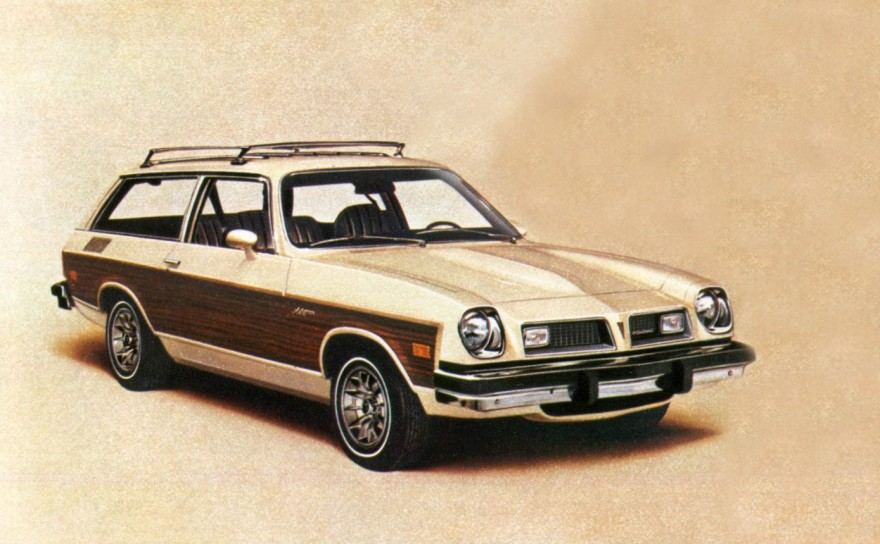 1976 Pontiac Astre Estate