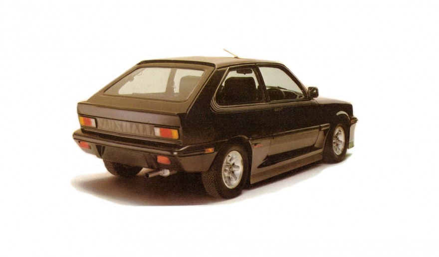 1979 Vauxhall Chevette Black Magic
