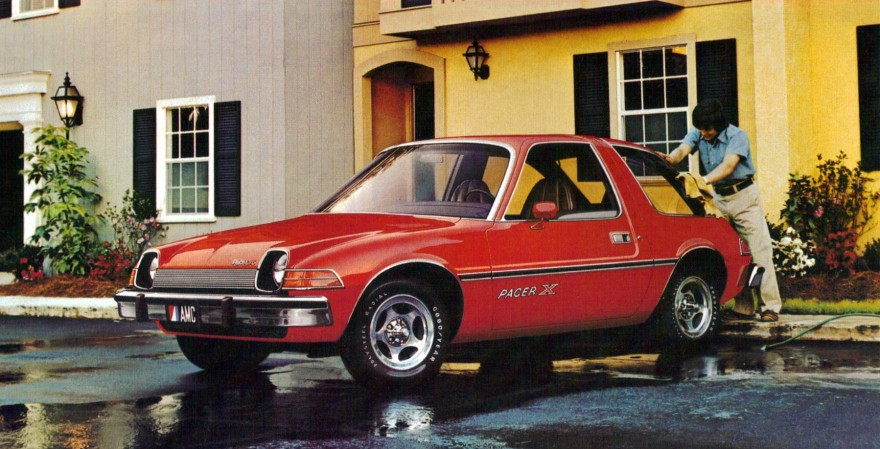 1976 AMC Pacer X
