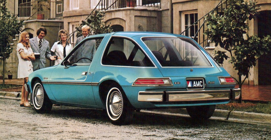 1976 AMC Pacer