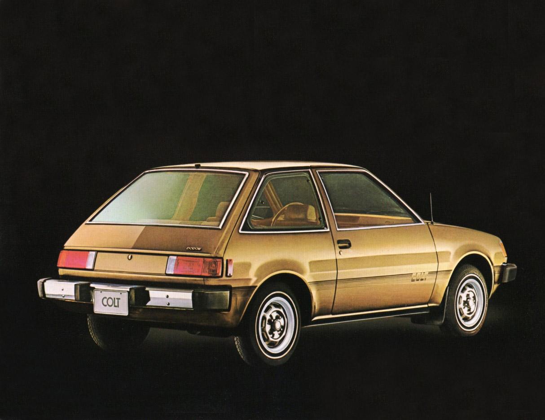 Hatch Heaven 187 1980 Dodge Colt Custom