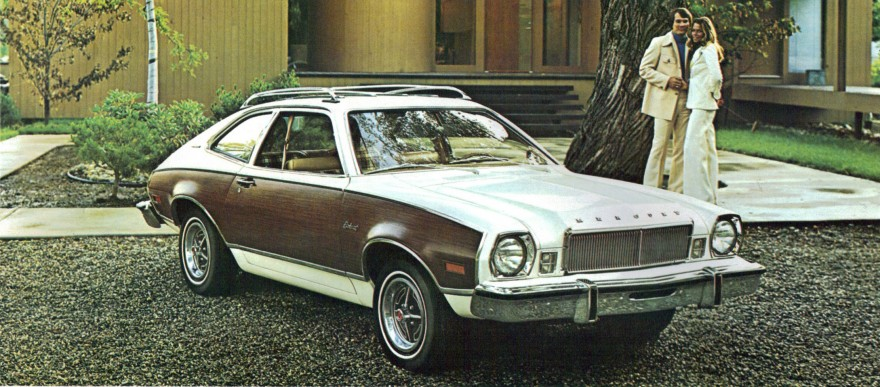1976 Mercury Bobcat 3-Door Runabout