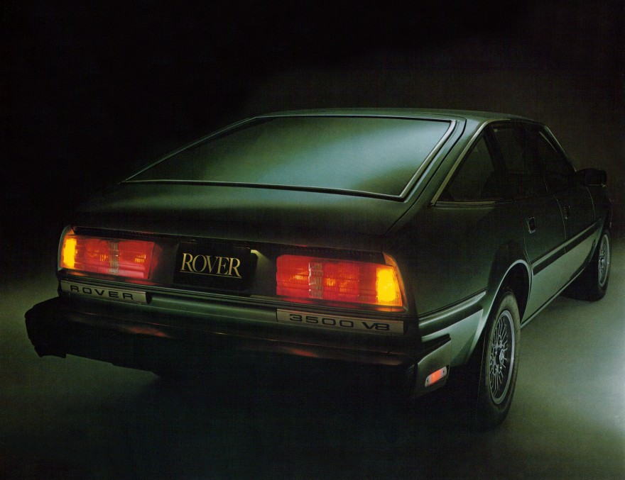 1980 Rover 3500 (SD1)