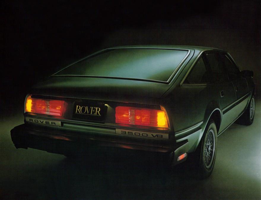 1980 Rover 3500 (SD1)