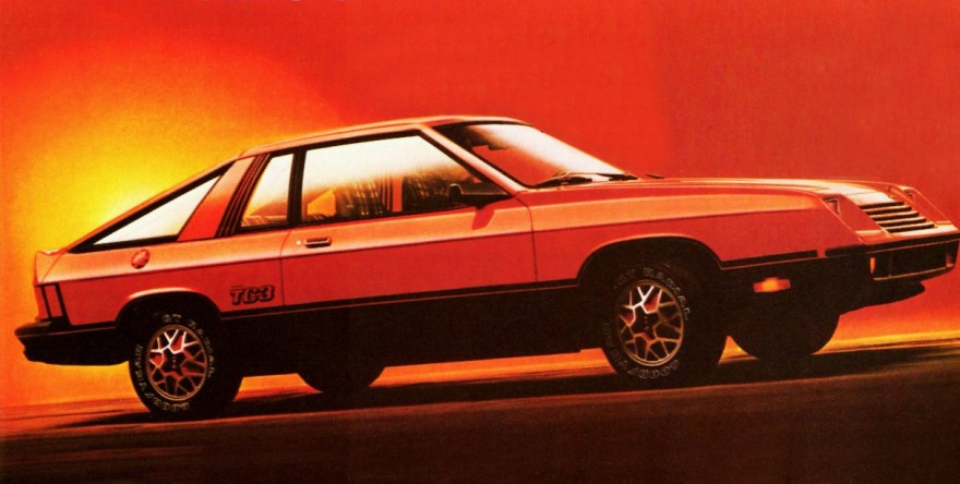 1979 Plymouth Horizon TC3
