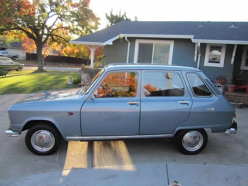 1969 Renault 6