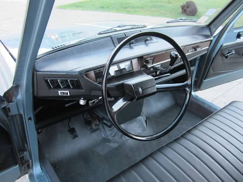 Hatch heaven renault 6 1969 for Renault 6 interieur