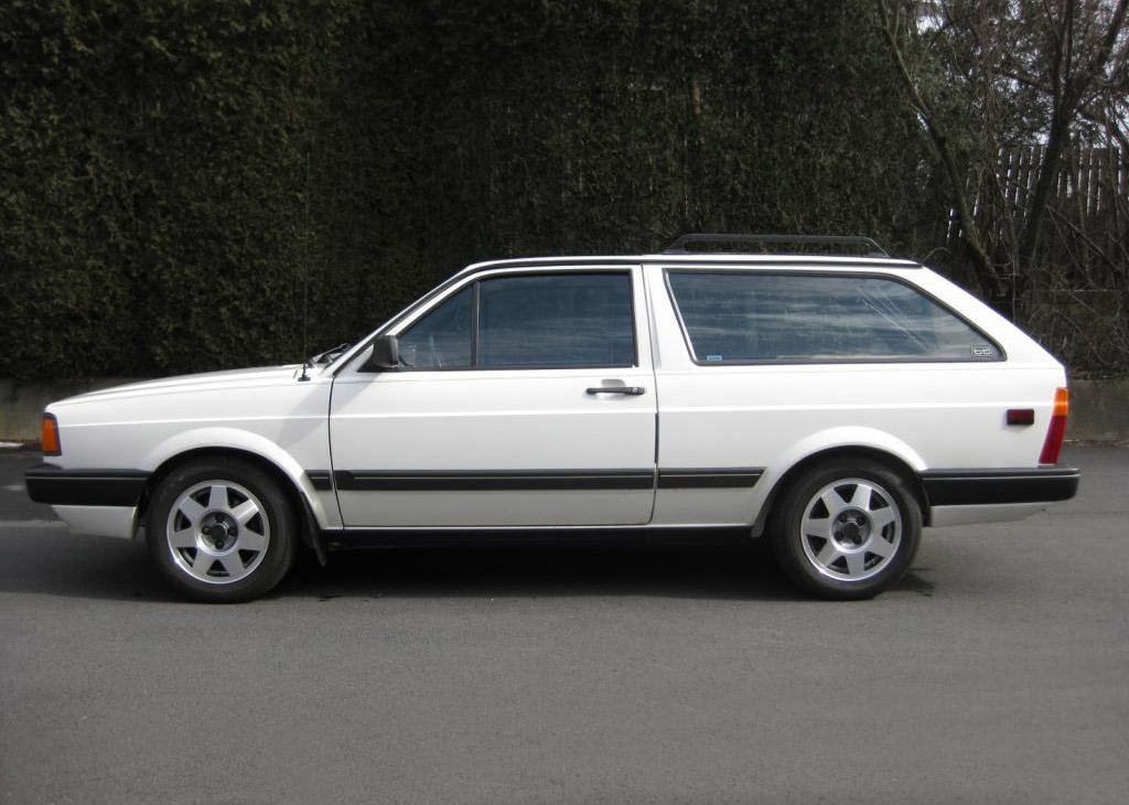 Hatch Heaven 187 1988 Volkswagen Fox Gl Wagon