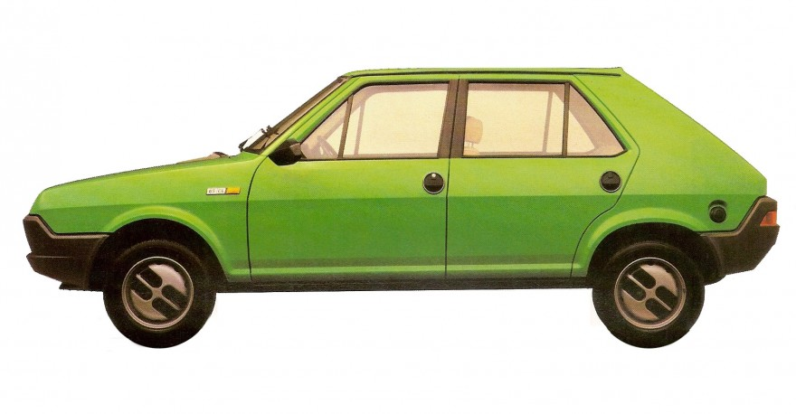 1979 Fiat Strada