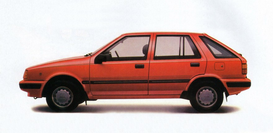 1986 Hyundai Pony
