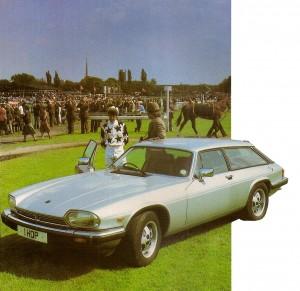 1989 Jaguar XJ-S Lynx Eventer