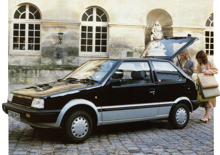 1986 Nissan Colette