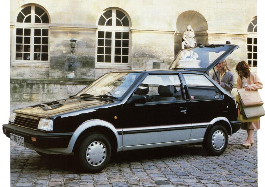 1986 Nissan Colette