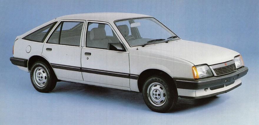 1982 Vauxhall Cavalier