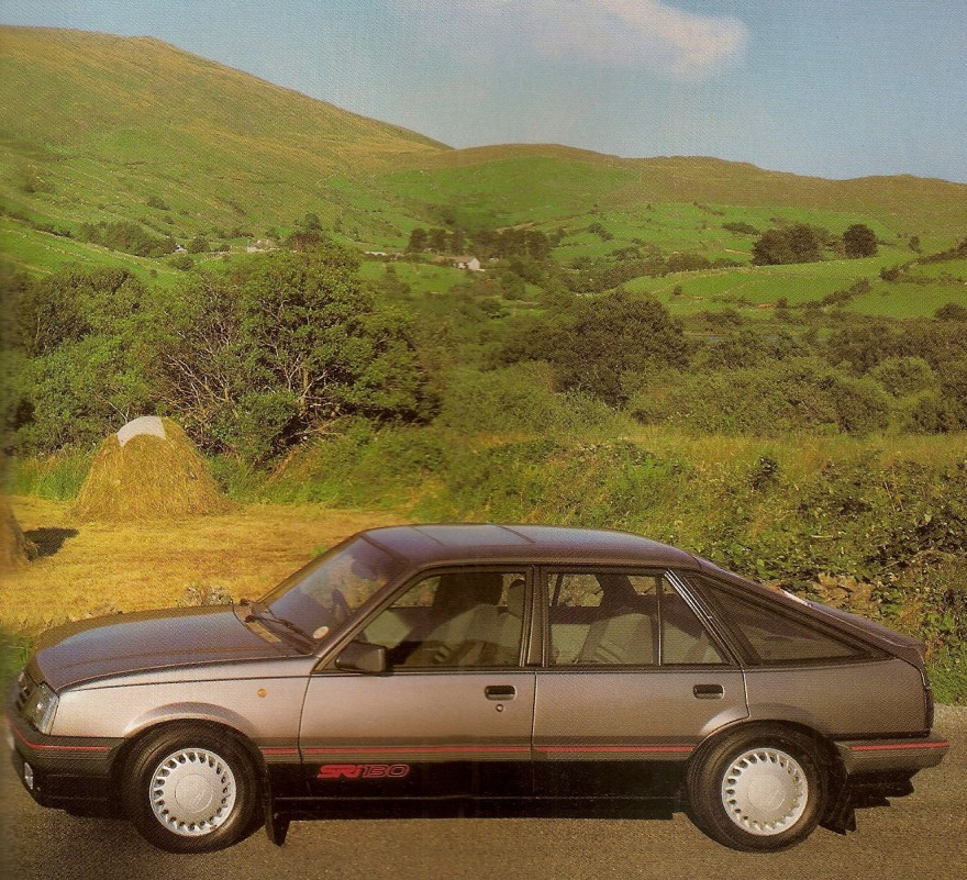 1987 Vauxhall Cavalier SRi 130 MK2