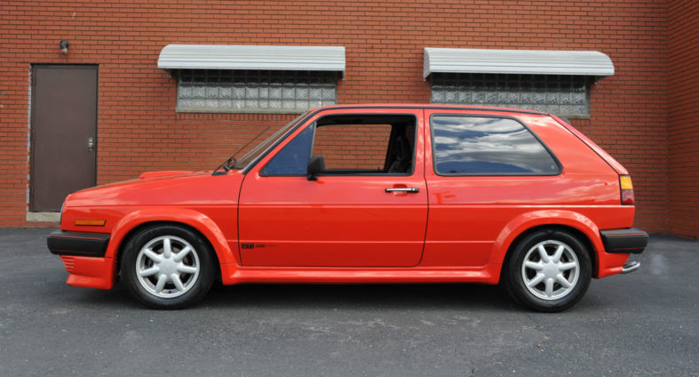 1985 Volkswagen GTi Callaway Turbo
