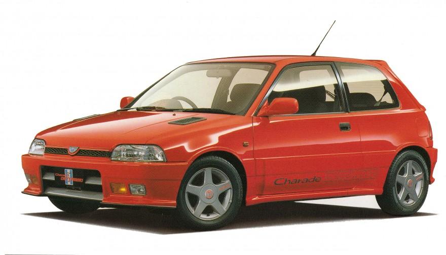 1994 Daihatsu Charade DeTomaso