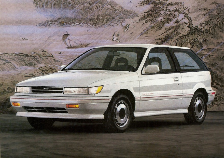 1989 Dodge Colt GT Turbo