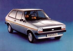 1977 Ford Fiesta S