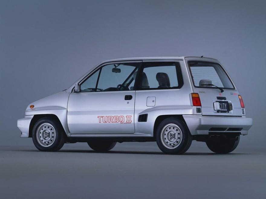 1987 Honda City Turbo II