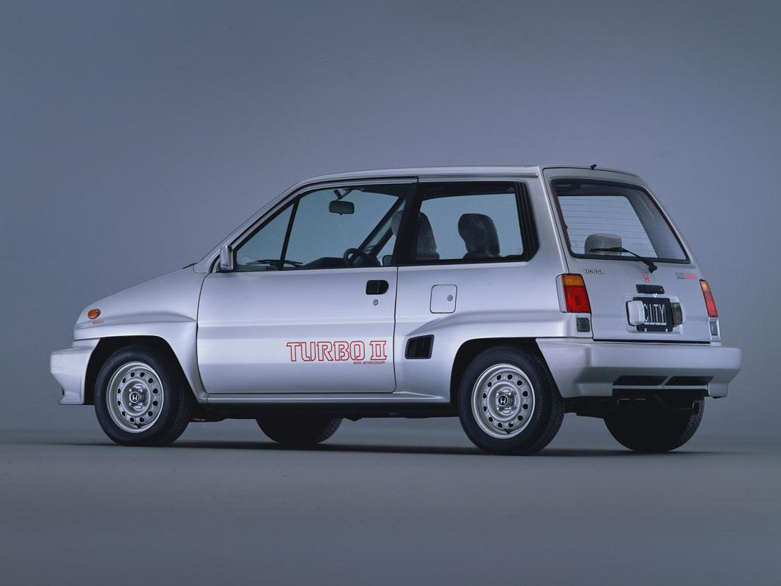 Hatch Heaven 187 1986 Honda City Turbo Ii