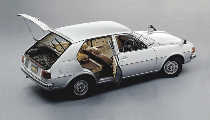 1977 Mazda Familia