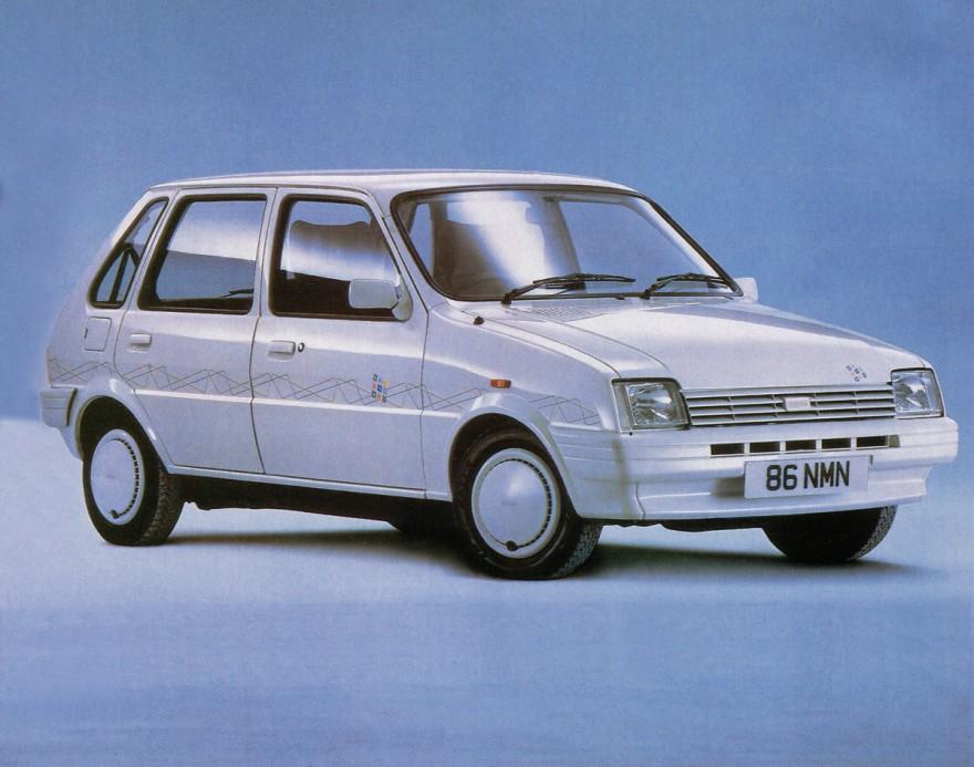 1988 MG Metro 1300