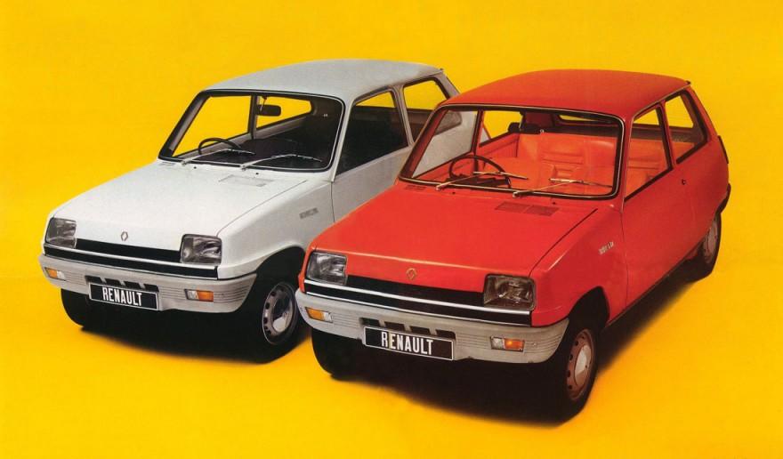 1975 Renault 5