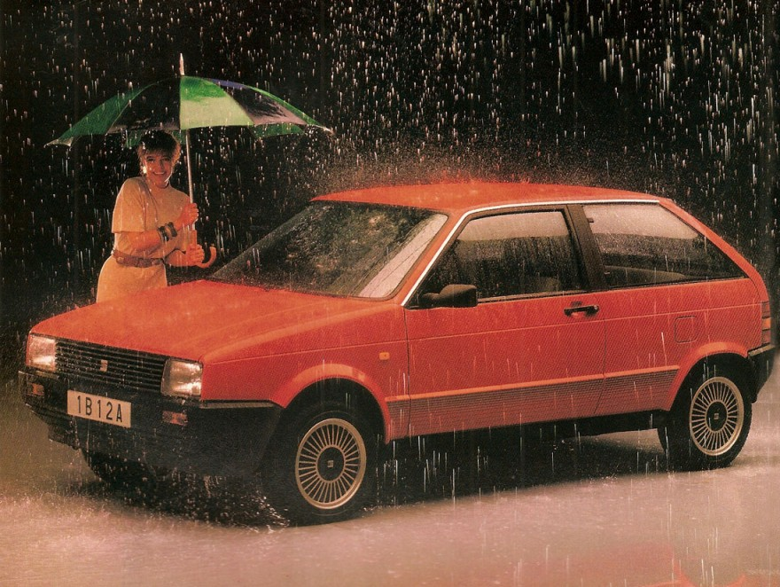 1988 Seat Ibiza