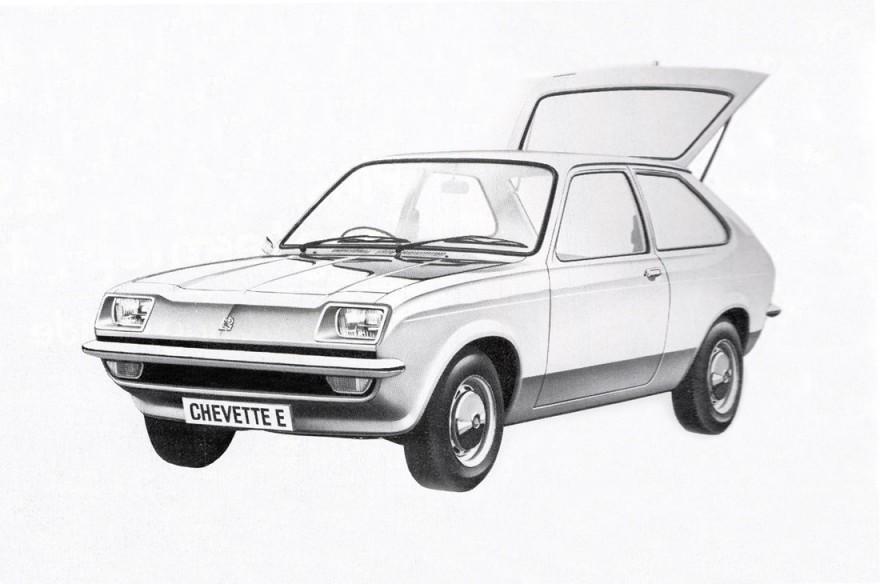 1976 Vauxhall Chevette E