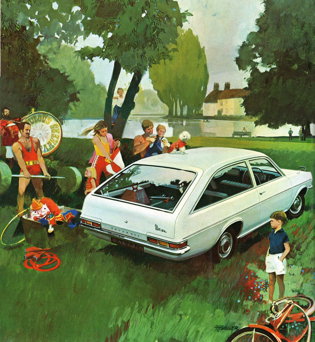 Hatch Heaven » 1972 Vauxhall Viva HC