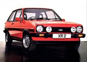 1981 Ford Fiesta MK1 XR2