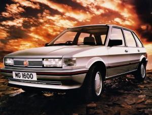 1983 MG Maestro 1600