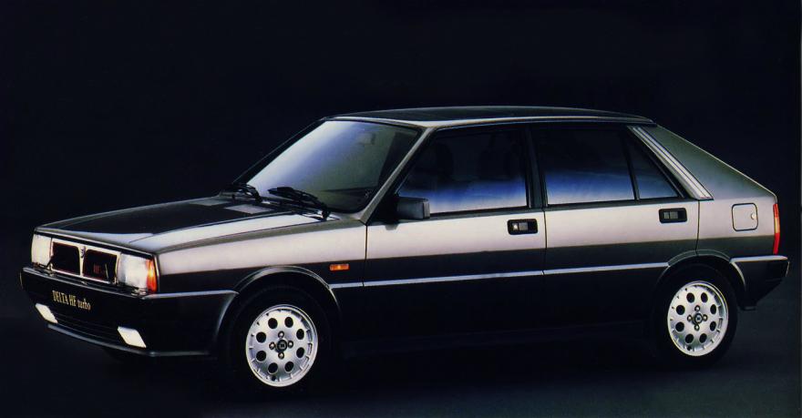 1990 Lancia Delta HF Turbo