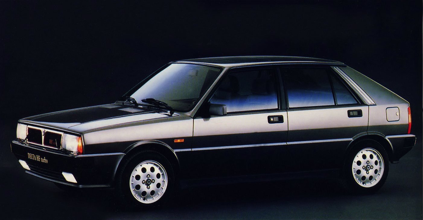 Hatch Heaven » 1990 Lancia Delta HF Turbo