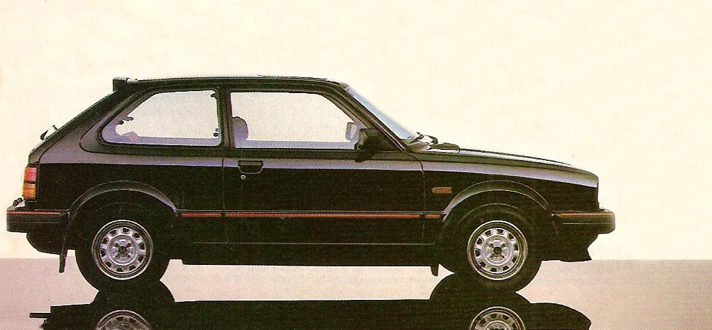 Hatch Heaven » 1983 Honda Civic S 1.3