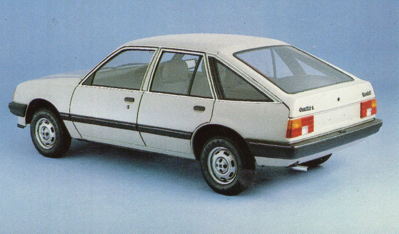 Cavalier 1982 chevrolet cavalier : Hatch Heaven » 1982 Vauxhall Cavalier