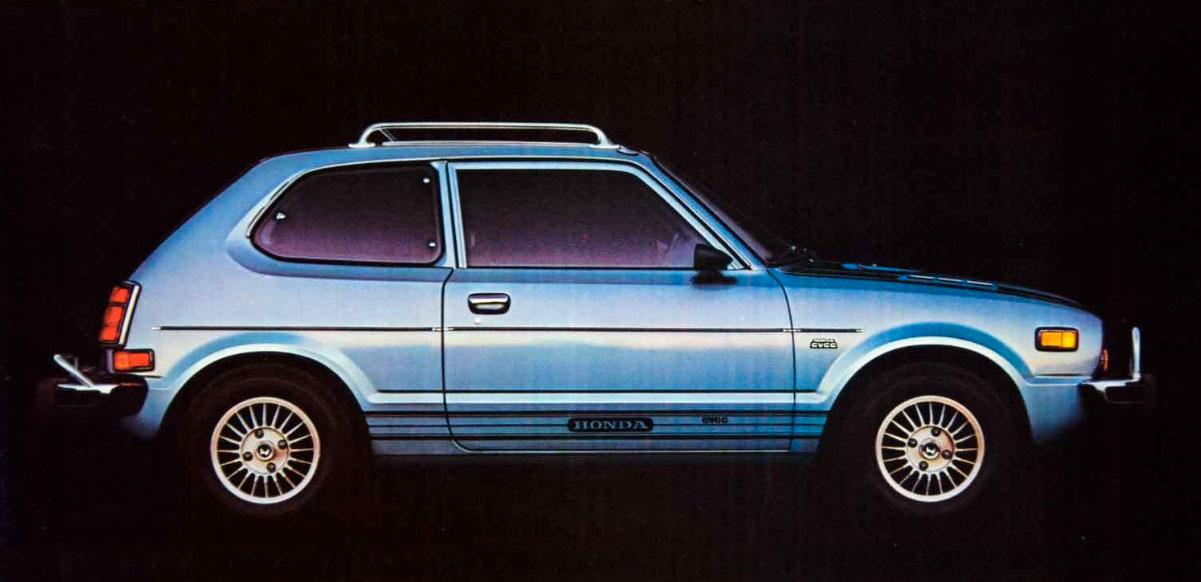 Hatch Heaven » 1976 Honda Civic